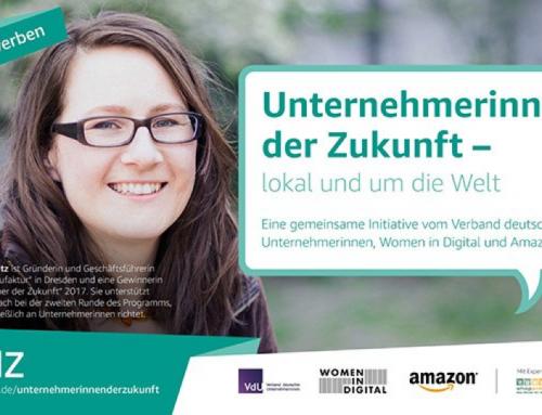 """""""Unternehmerinnen der Zukunft"""" gesucht!"""